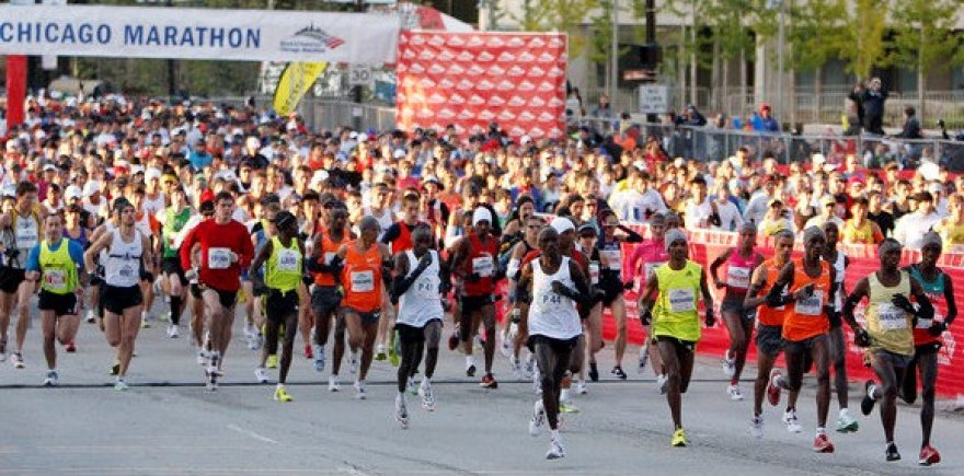 Čikagos maratonas