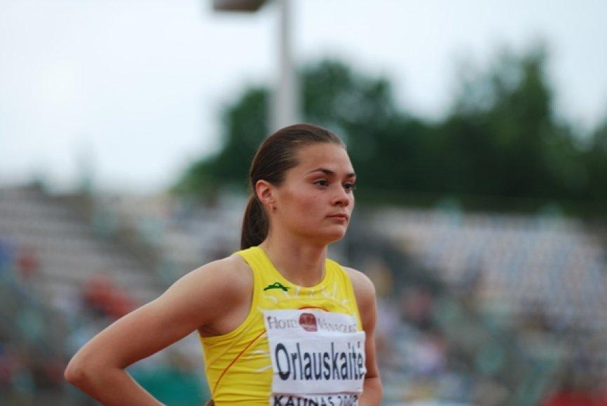 Agnė Orlauskaitė