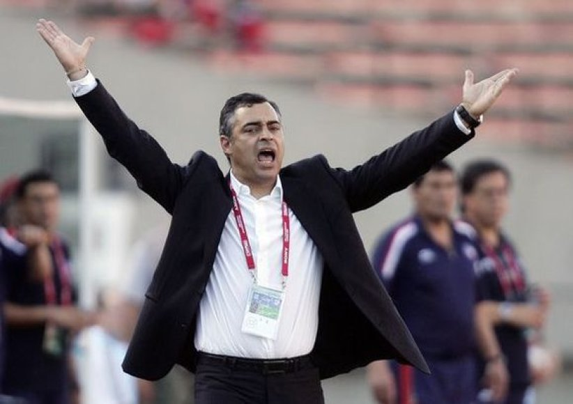 Jose Couceiro rezultato nesureikšmina