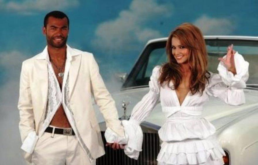 Ashley Cole buvo neištikimas žmonai Cheryl.