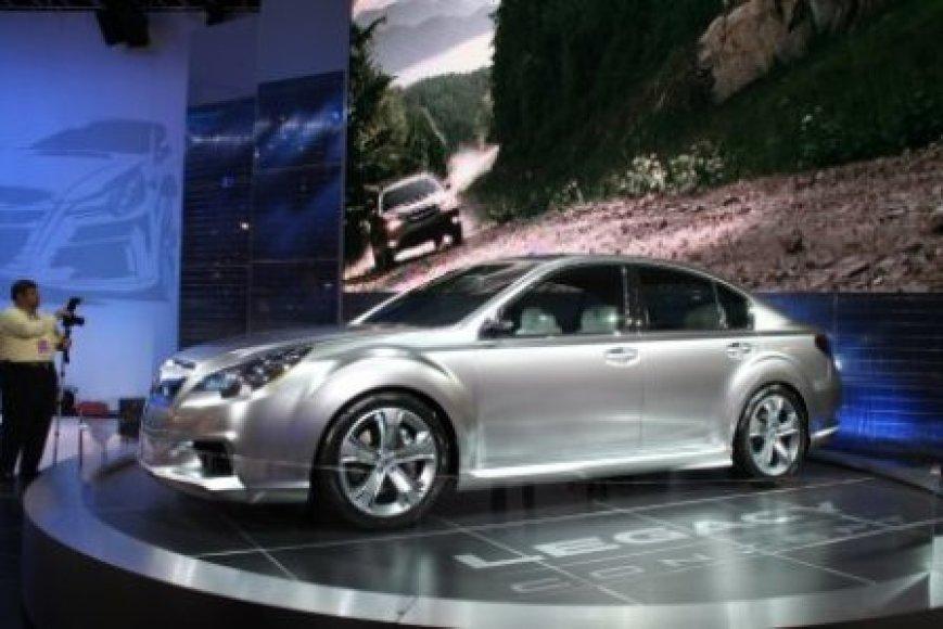 """""""Subaru Legacy Concept"""""""