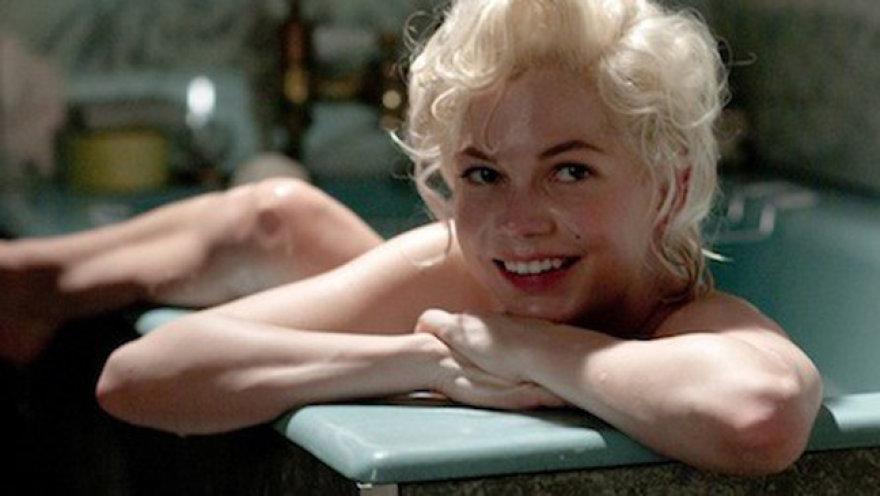 """Filmas """"7 dienos ir naktys su Marilyn Monroe"""""""