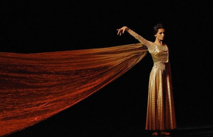 "Baletas ""Rusiškasis Hamletas"""