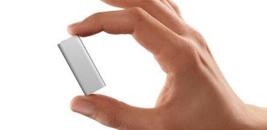"""Naujasis """"iPod Shuffle"""" grotuvas"""