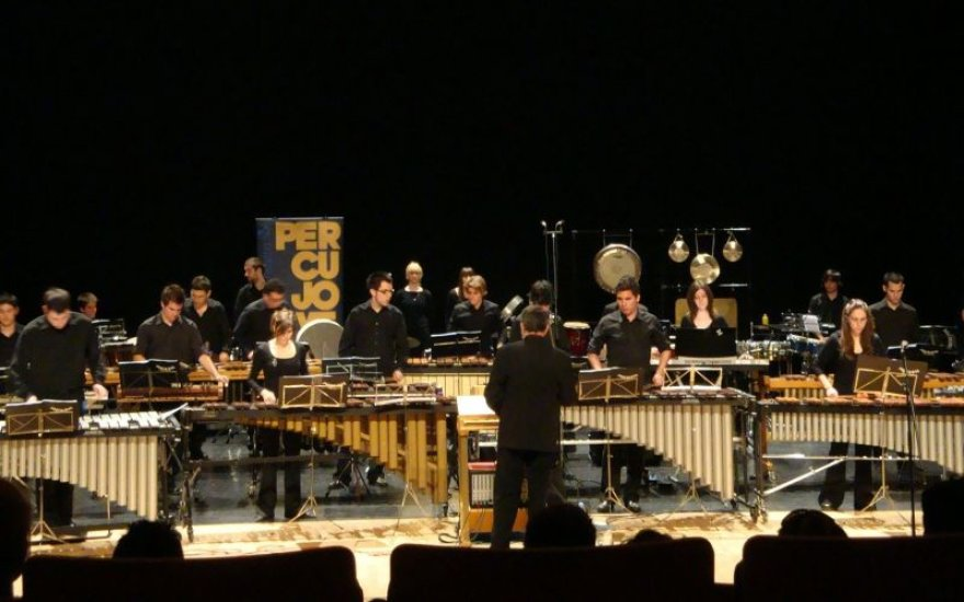 Percujove jaunimo mušamųjų orkestras