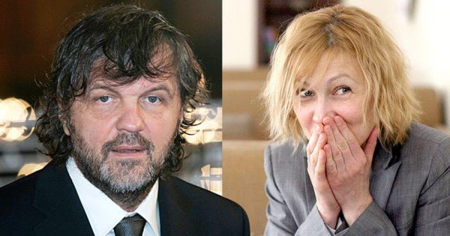Emiras Kusturica ir Ingeborga Dapkūnaitė