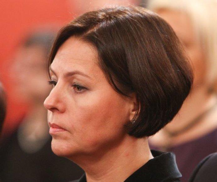 Verslininkė Birutė Kantauskienė