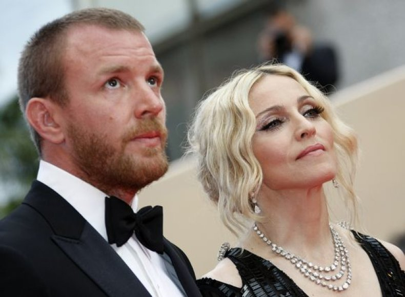 Madonna ir Guy'us Ritchie'is