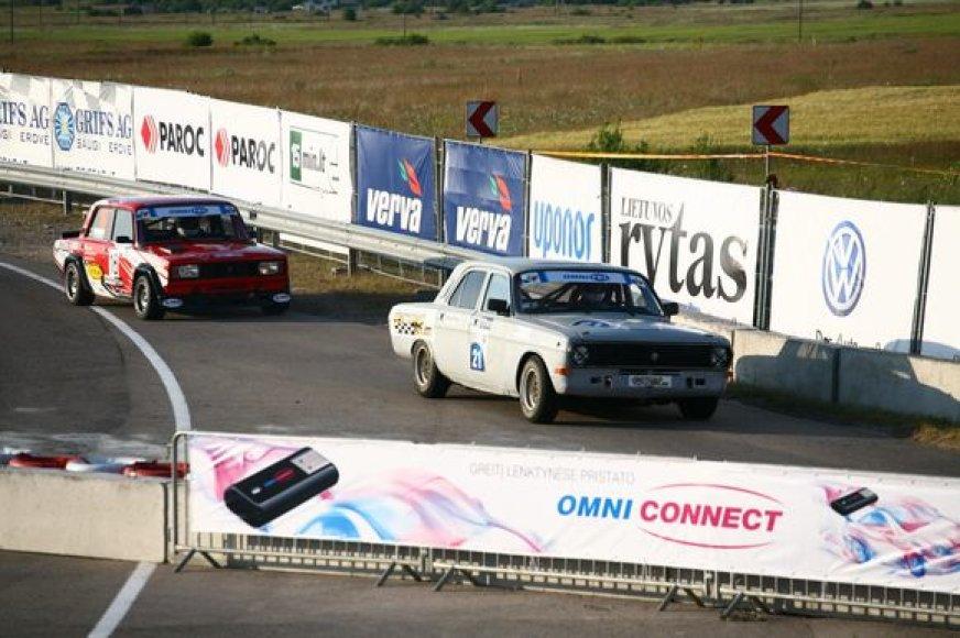 Istorinių automobilių lenktynės