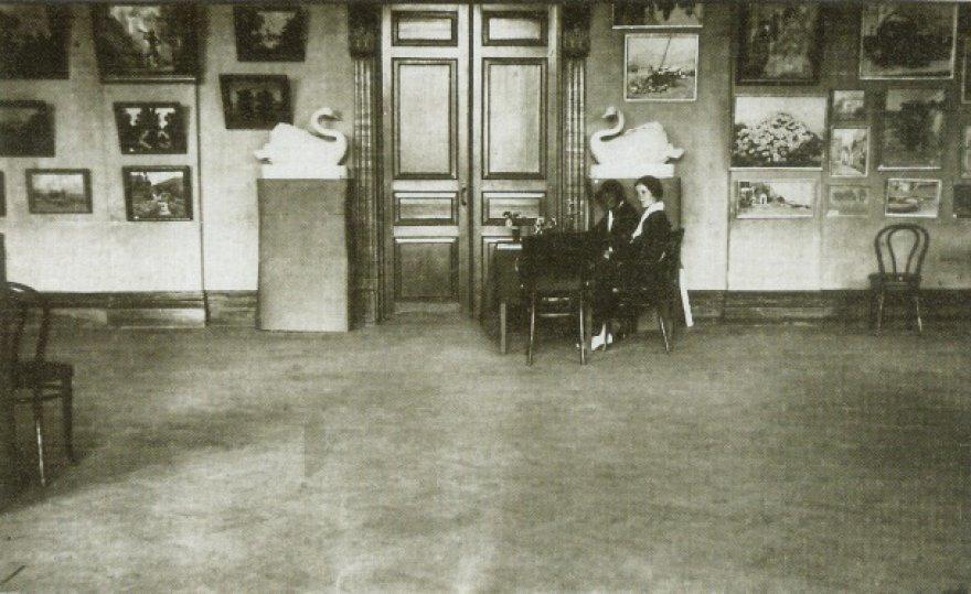 Pirmoji Lietuvių dailės paroda 1907