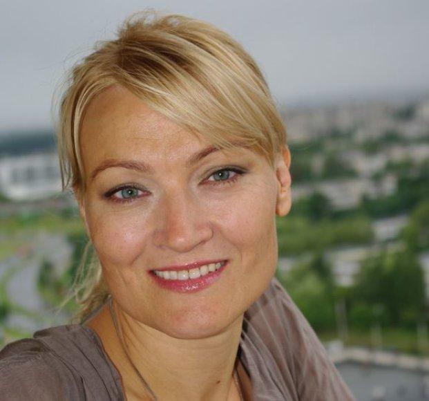 Žurnalistė Ligita Juknevičiūtė