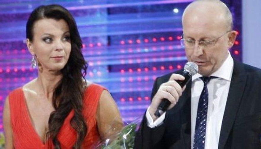 Inga Valinskienė ir Arūnas Valinskas