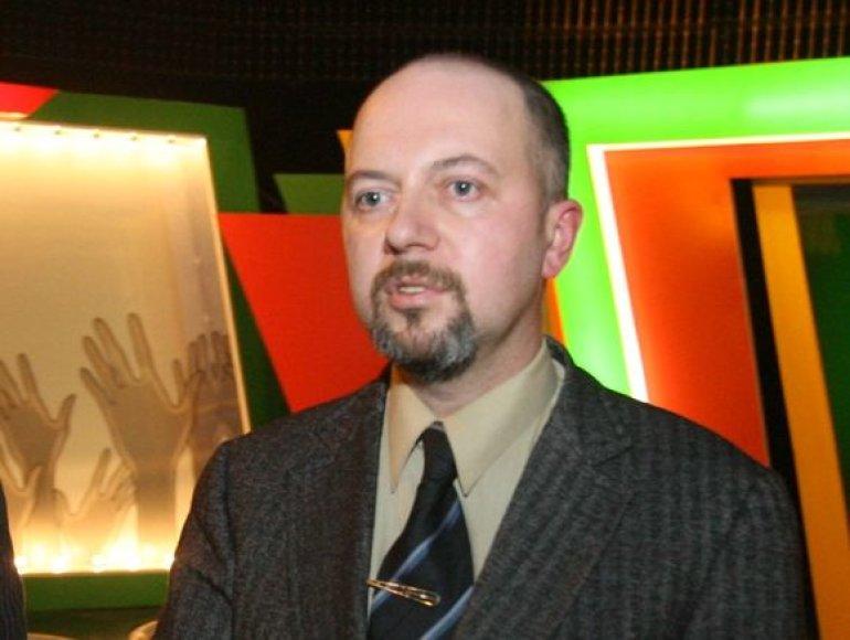 Advokatas Vytautas Sirvydis