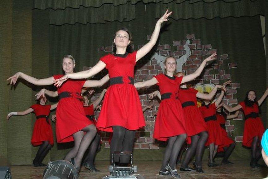 """Step dance"" šokio festivalis"