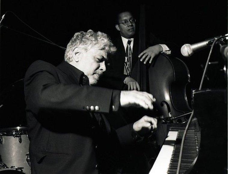Muzikantas Monty Alexander