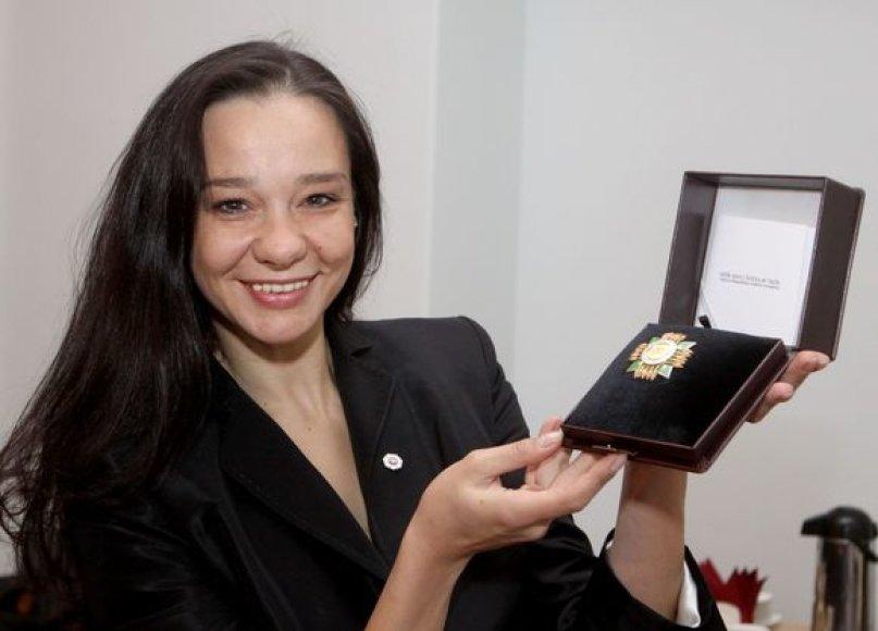 Eglė Špokaitė