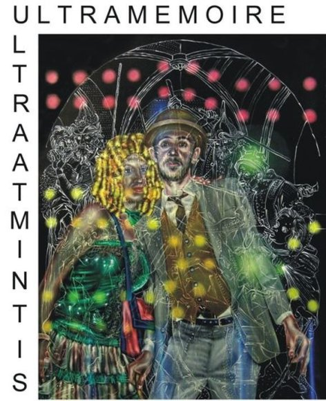 "Paroda ""Ultraatmintis/Ultramemoire"""