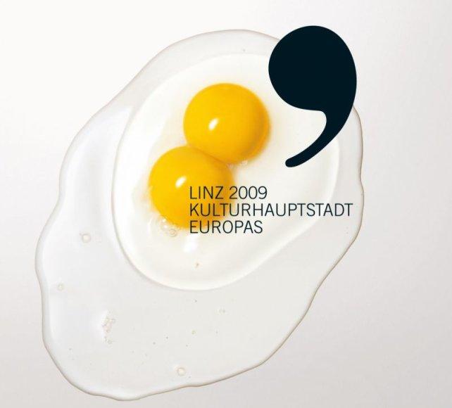 """""""Linco – Europos kultūros sostinės 2009"""" logotipas"""