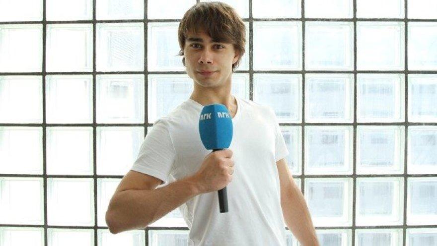 Aleksanderis Rybakas - reporteris