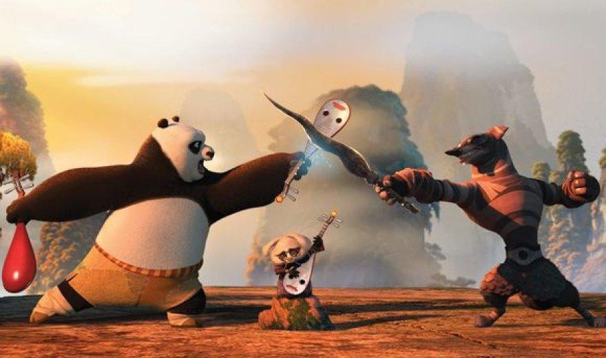 """Filmas """"Kung Fu Panda 2"""""""
