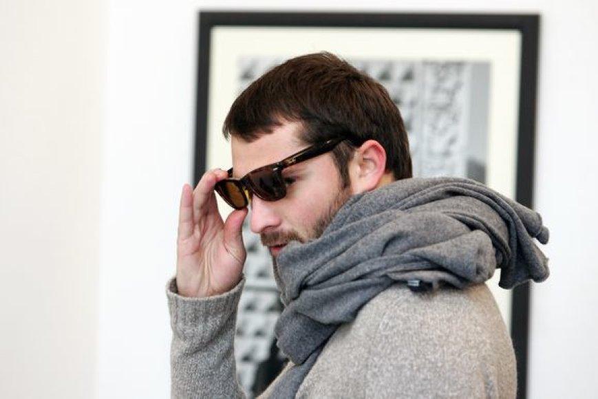 Stilistas Mantas Petruškevičius.