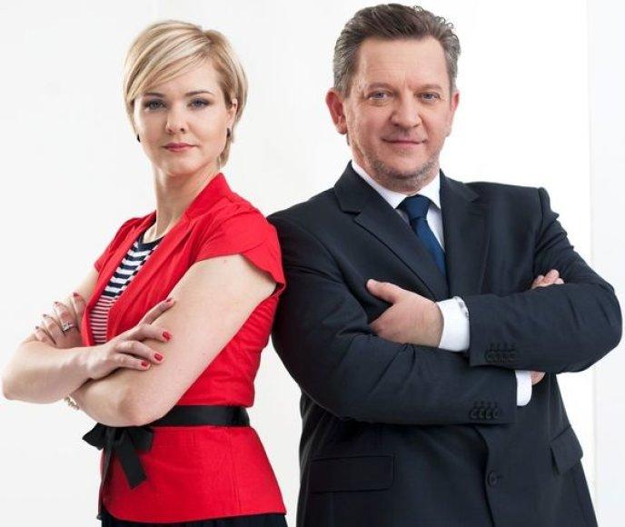 Lina Kairytė ir Gintaras Deksnys