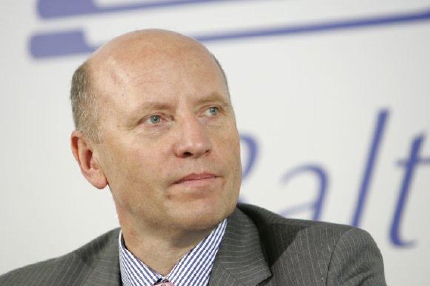 Vadovauti Vidaus reikalų ministerijai siūlomas Raimundas Palaitis.