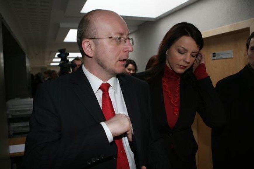 Inga ir Arūnas Valinskai