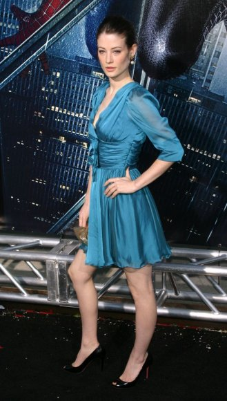 Aktorė Lucy Gordon