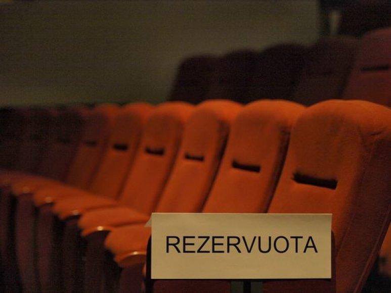 "Mažajame teatre įvyko spektaklio ""Freken Julija"" premjera."