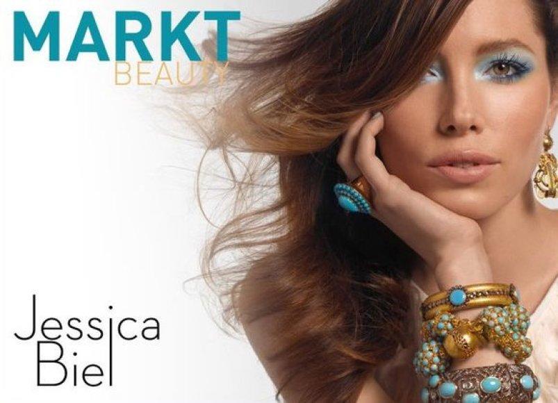 Aktorė Jessica Biel