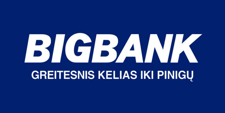 """""""Bigbank"""""""