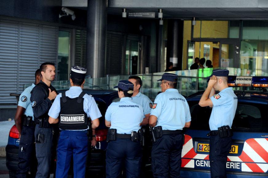 Policija Prancūzijoje