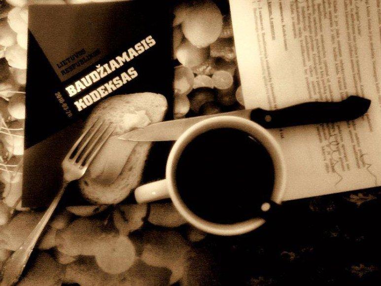Teisės studento pusryčiai