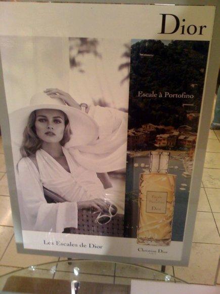 """Manekenė Edita Vilkevičiūtė – """"Dior"""" mados namų sukurtų kvepalų reklaminis veidas"""