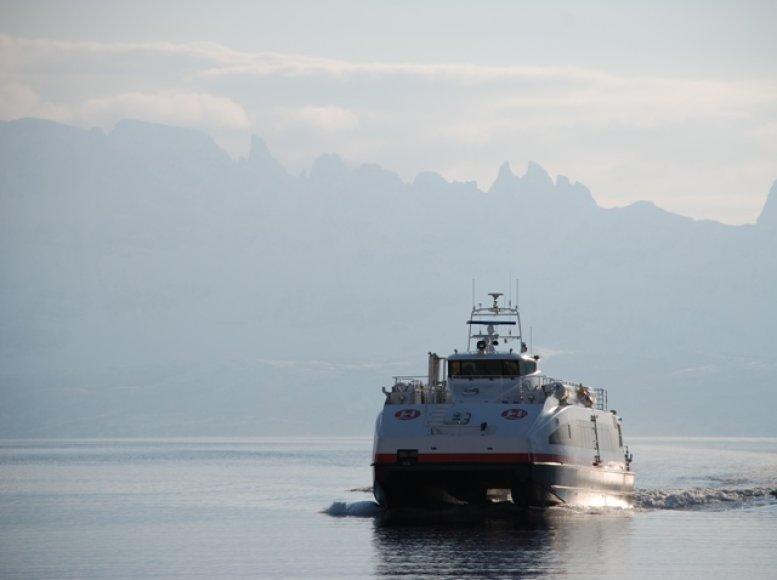 Higienos normos pakeitimai užtikrins geresnes sąlygas laivuose.