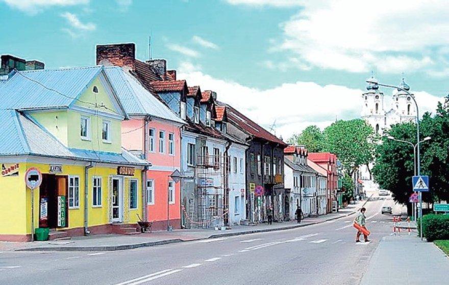 Seinuose lietuviško paveldo objektų beveik nebelikę. Tik vietos lietuviai dar linkę prisiminti savąją istorijos versiją.
