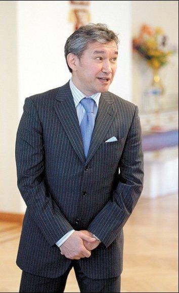 D.Kuanyševas pabrėžia, kad Kazachstano ir Lietuvos santykiai tikrai geri, todėl abiem šalims nesunku rasti bendrą kalbą dėl būsimo pirmininkavimo ESBO.