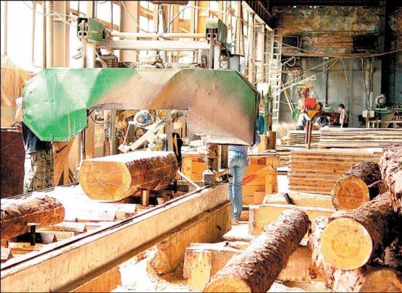 Trečiojo ketvirčio pridėtinės vertės kritimą stabdė sulėtėjęs pramonės produkcijos gamybos smukimas.