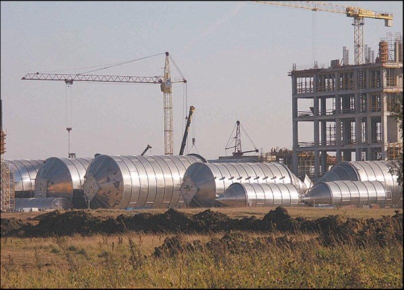 Atlaisvinti žemę Klaipėdos LEZ plėtrai trūksta dar 6,48 mln. litų.