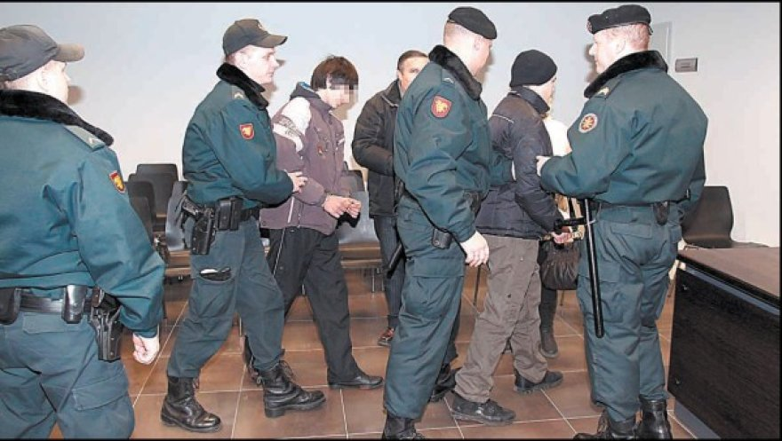 Septynerių metų laisvės atėmimo bausmė jauniesiems sadistams buvo netikėta.