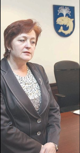 Ketvirtadienį darbo vietoje LŽ pavyko užtikti tik merę N.Dirginčienę.