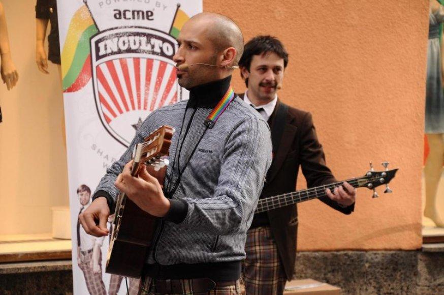 """""""InCulto"""" eurovizinis turas nuo Balkanų persikelia prie Baltijos."""
