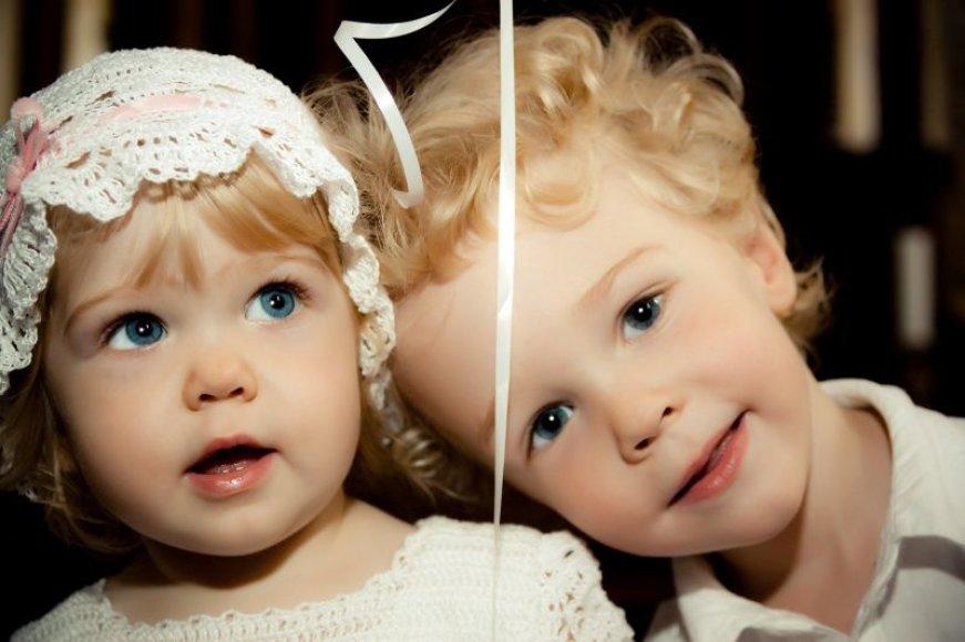 """Geriausia fotografija 2011-ųjų kalendoriui tapo skaitytojo Gedo fotografija """"Vaikai""""!"""