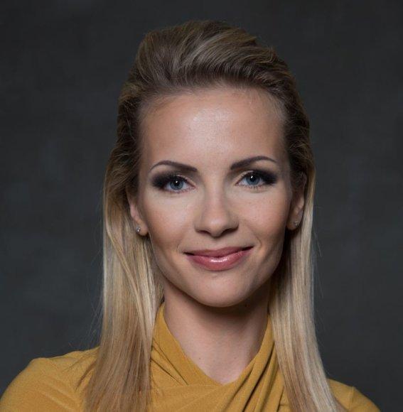 """Asmeninio archyvo nuotr. /Personalo atrankos įmonės """"Emplonet"""" direktorė Eglė Jackūnienė"""