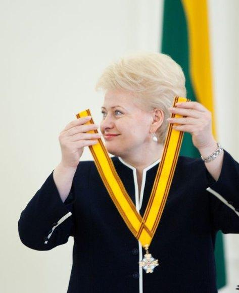 Apdovanojimai Prezidentūroje