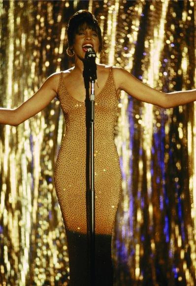 """Whitney Houston filme """"Asmens sargybinis"""""""