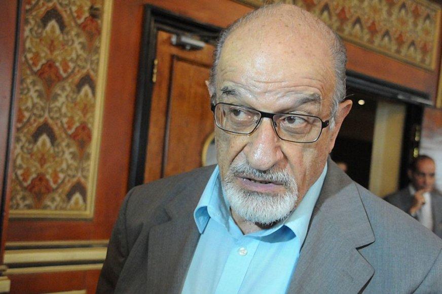 Sirijos opozicijos veikėjas Haythamas al-Maleh