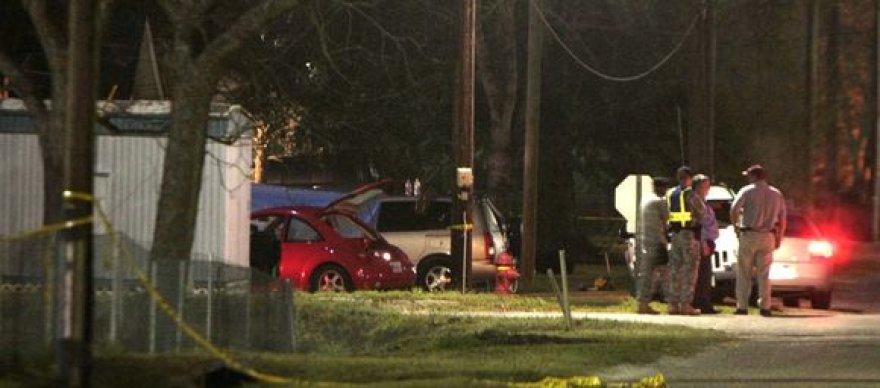Policija tiria įvykius Alabamoje.