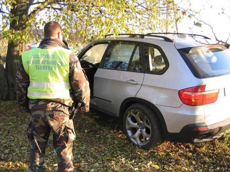 Visureigis BMW X5